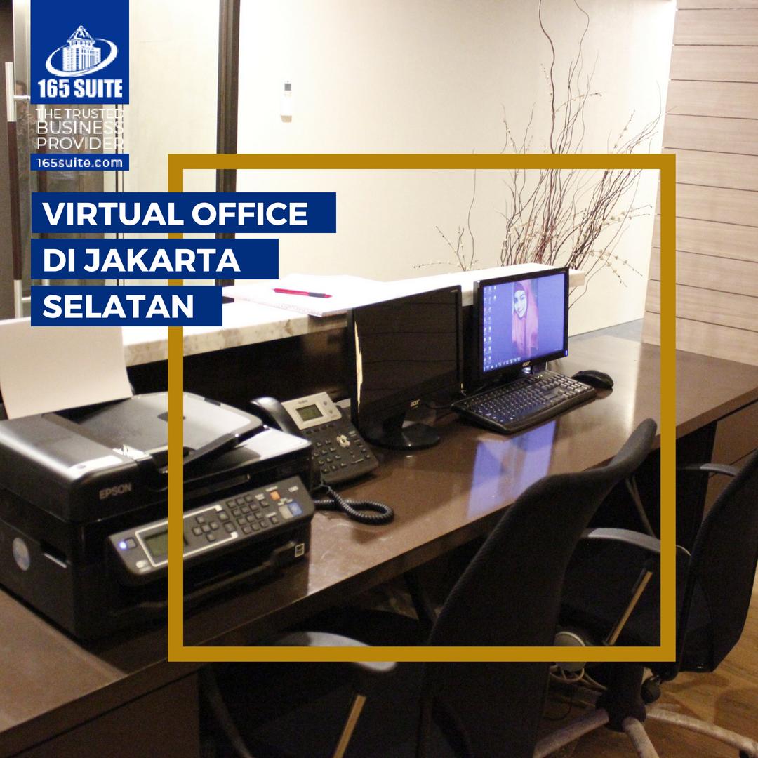 165 Suite Menyediakan Virtual Office Murah di Jakarta Selatan